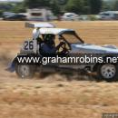 Closewood Syd Taylor Barley Mow Autocross 2015