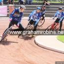 Poole v Newport Cycle Speedway 2017